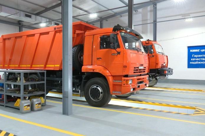 «КАМАЗ» открыл в Узбекистане первый сервисный и дилерский центр