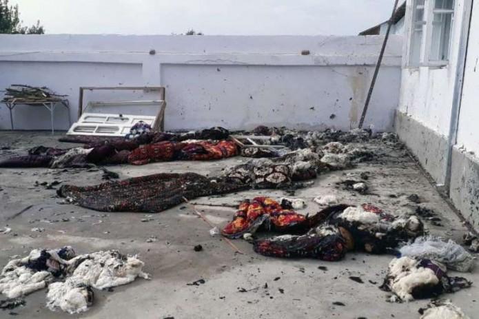 В одном из домов Самарканда произошел взрыв газовоздушной смеси