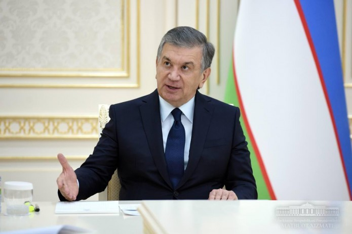 Mirziyoyev orders to establish Transport Ministry