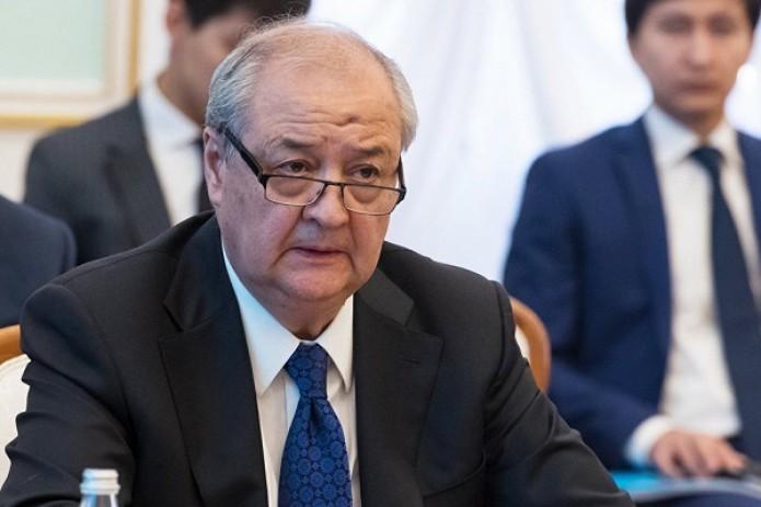 Министр иностранных дел Абдулазиз Камилов посетит г.Душанбе
