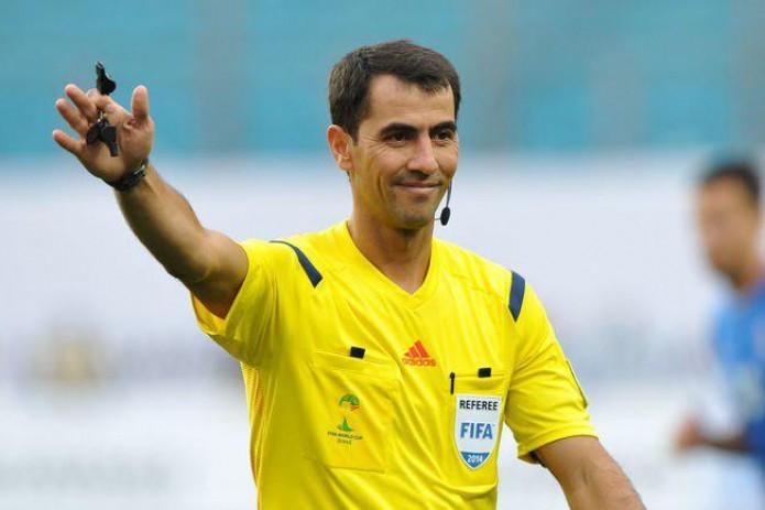 ЧМ-2018: Равшан Ирматов рассудит матч Аргентина – Хорватия