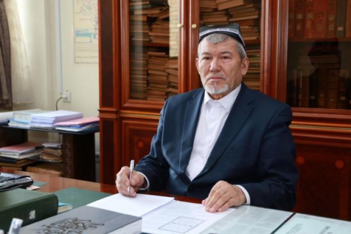 Шейх Абдулазиз Мансур назначен главным имам-хатибом Ташкента