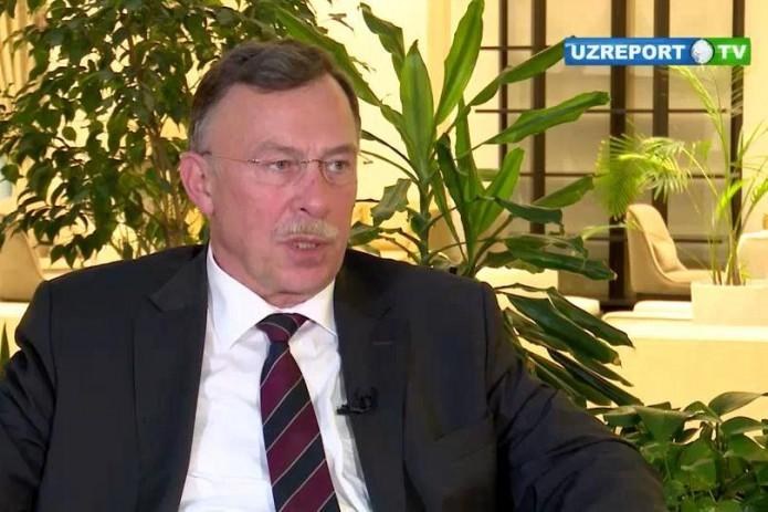 Интервью с Президентом «Сименс» в России и Центральной Азии