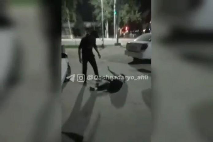 Парень жестоко избил девушку в Кашкадарьинской области