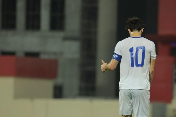 Товарищеский матч по футболу: Узбекистан проиграл Сирии