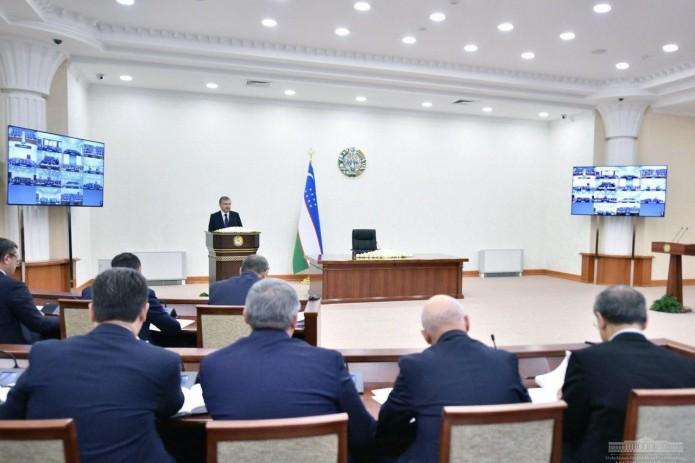 Шавкат Мирзиёев: Этот год станет годом мобилизации экономического комплекса