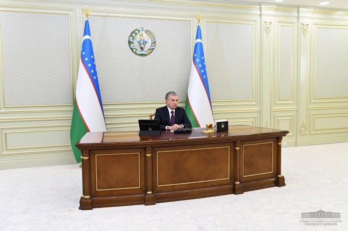 Шавкат Мирзиёев обозначил приоритеты развития сотрудничества с ЕАЭС