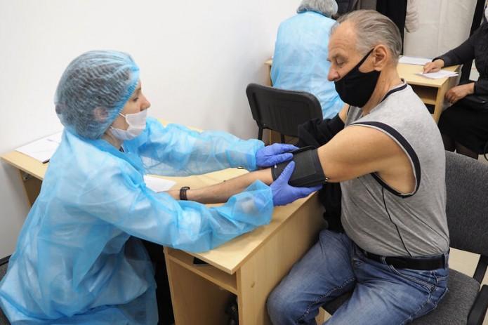 Более 5,3 млн. жителей Узбекистана уже прошли полный курс вакцинации - Минздрав