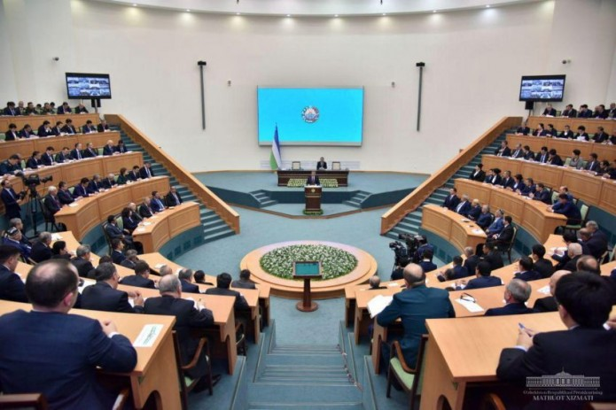 Шавкат Мирзиёев: Нам необходимо сделать Ташкент крупным международным центром