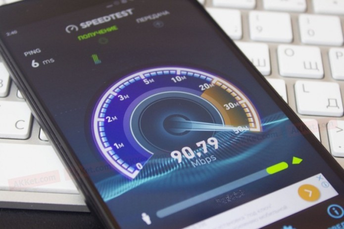Internet speed in Uzbekistan reaches 140 GB/s