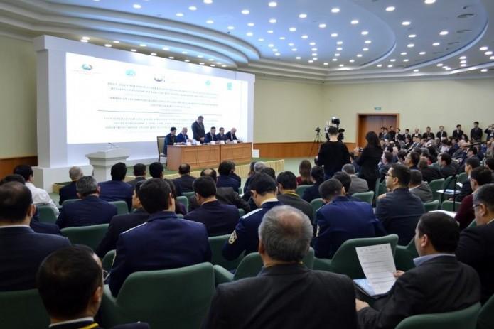 Состоялось очередное экспертное обсуждение проекта Госпрограммы на 2019 год