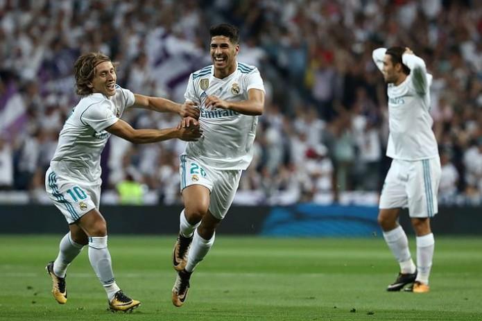 "Суперкубок Испании: ""Реал Мадрид"" победил ""Барселону"""