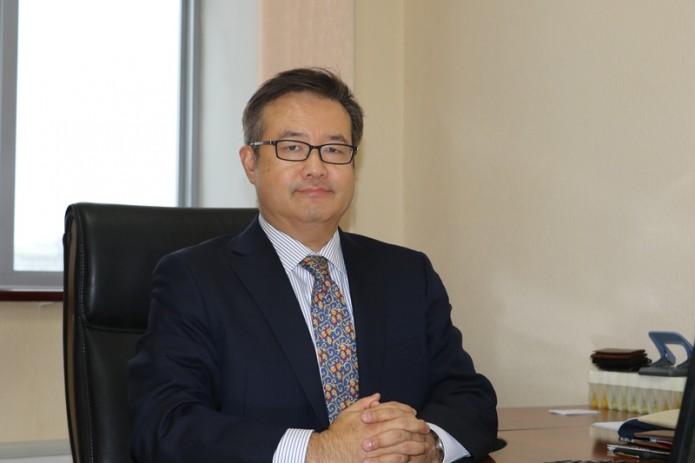 Японский эксперт начал свою деятельность в Мининфокоме