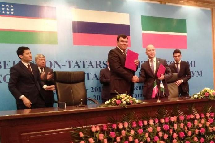 Главы туристических ведомств Узбекистана и Татарстана договорились о сотрудничестве