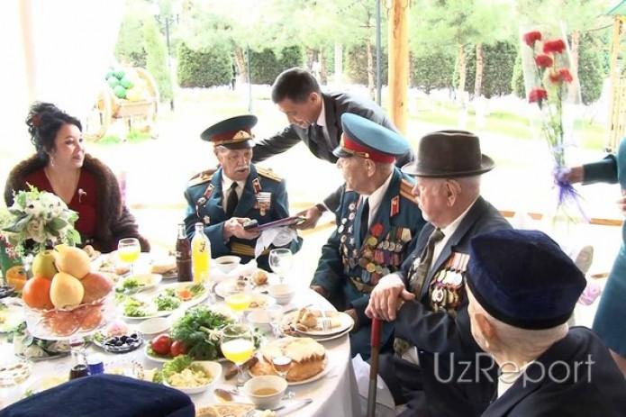 Участникам Второй мировой войны выплатят по 7,5 млн. сумов