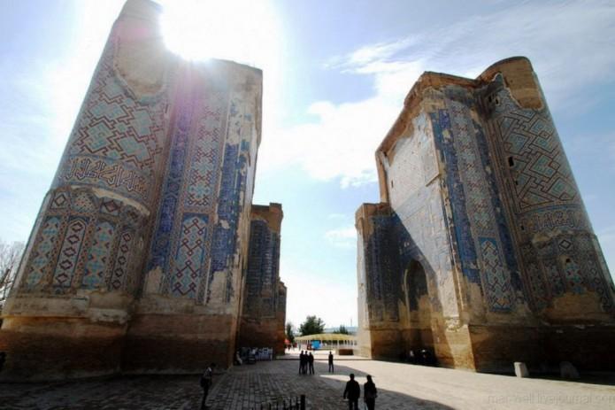 У Узбекистана есть еще один год на завершение генплана в Шахрисабзе - ЮНЕСКО