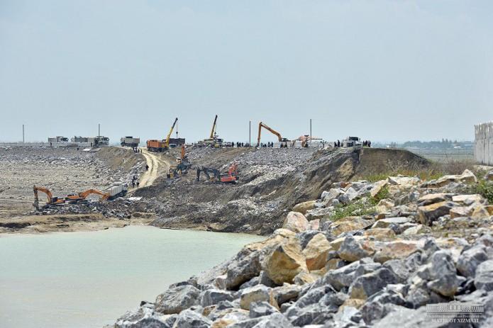Возбуждено уголовное дело по факту ЧП на Сардобинском водохранилище