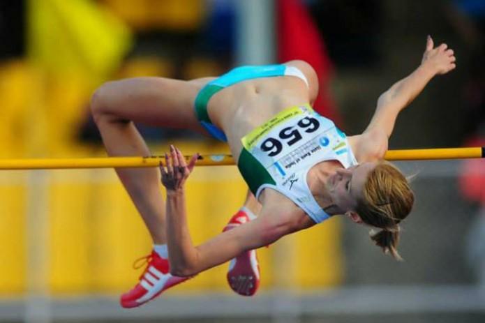 Легкоатлетка Светлана Радзивил стала серебряным призером турнира в Чехии