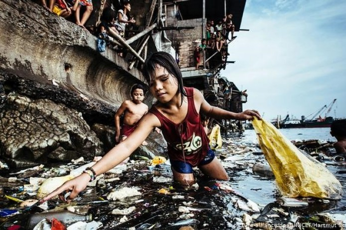 Выбраны фотографии года по версии ЮНИСЕФ
