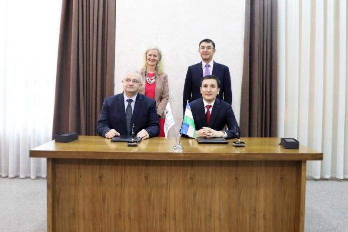 IFC поможет Узбекистану привлечь инвесторов для строительства ПГУ на 1300 МВт