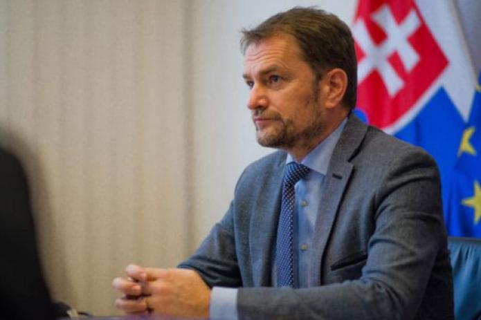 В Словакии из-за коронавируса ввели комендантский час
