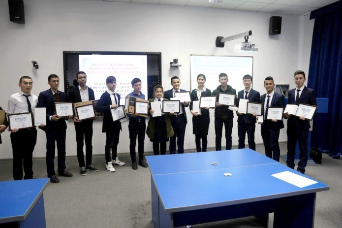 Physics and mathematics Olympiad announces winners