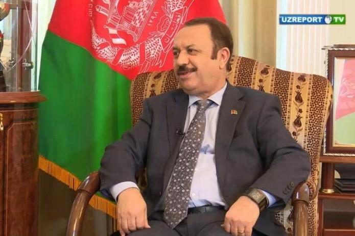 Интервью с Послом Афганистана Сайидом Шахабуддином Тимури