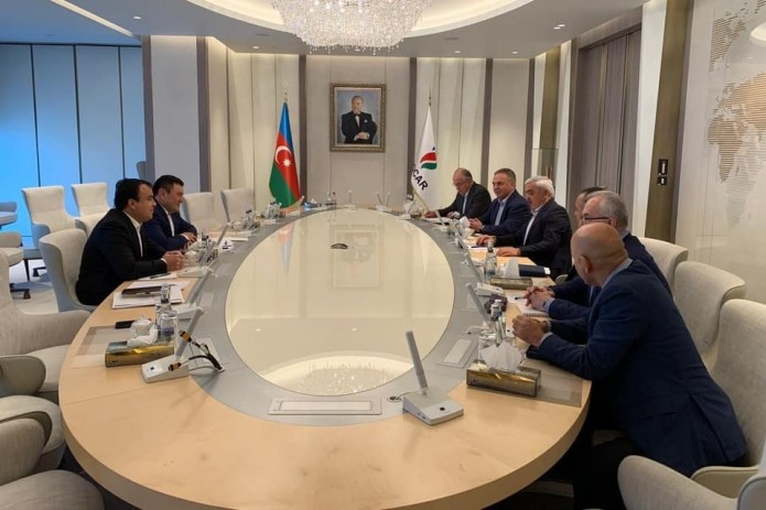 «SOCAR» начнет производство нефтегазового оборудования в Узбекистане
