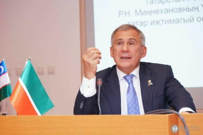 Президент Татарстана Рустам Минниханов 16-17 июня посетит Узбекистан