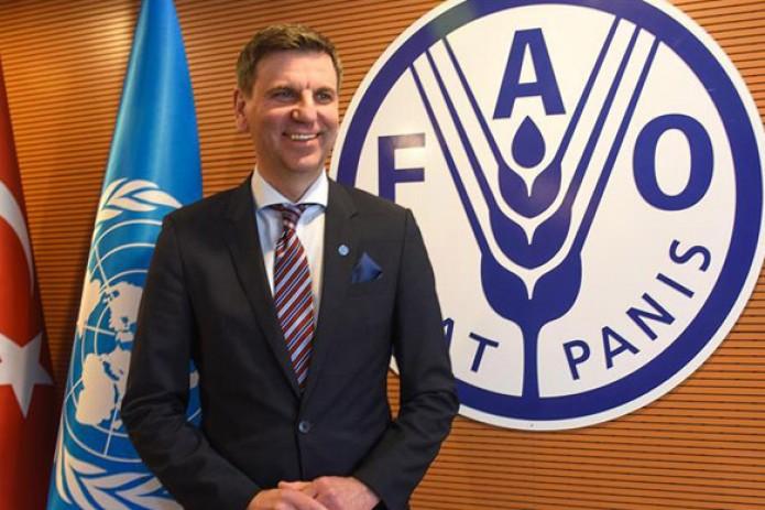 ФАО: Мы поддерживаем политику Узбекистана по созданию в ЦА пространства взаимовыгодного сотрудничества