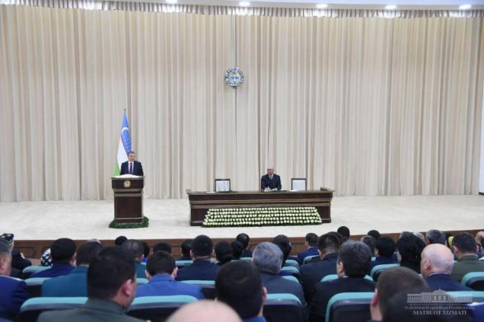Ожидается утверждение хокима Самаркандской области