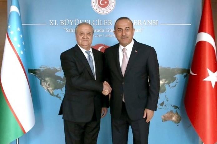 Заседание Верховного совета Узбекистана и Турции пройдет в этом году в Анкаре