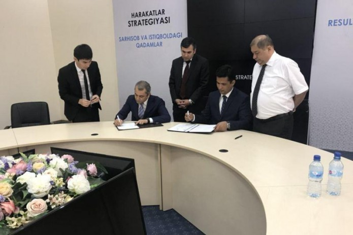 UZSE and CASE stock exchanges ink cooperation agreement