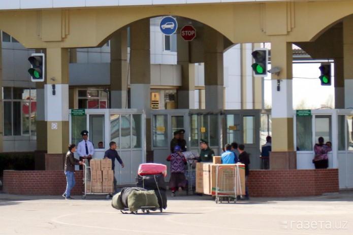 В Узбекистане закроют 6 таможенных постов и создадут места «удаленного электронного декларирования»