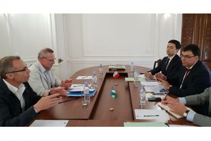 French companies intend to invest in tourism industry of Uzbekistan