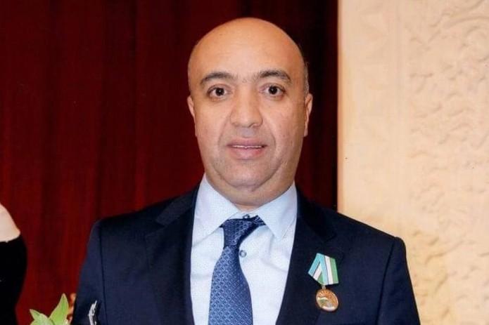 Жамшид Хайдаров назначен новым замхокима Самаркандской области