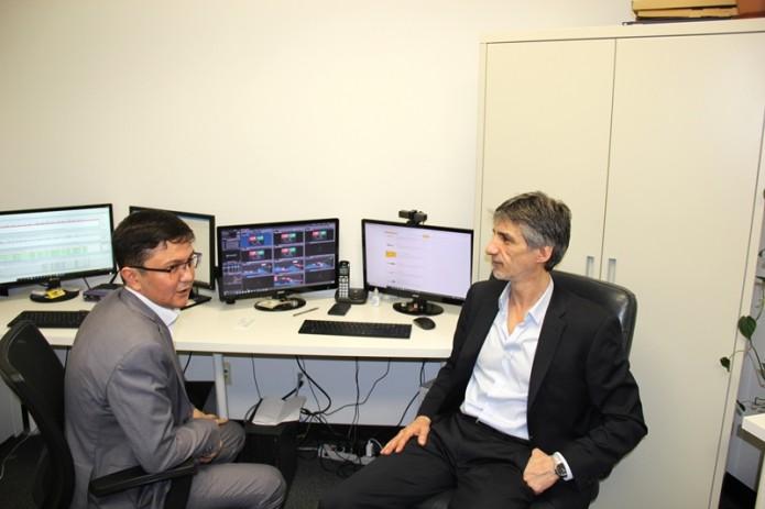 Представители UZEX провели переговоры с брокерскими компаниями США