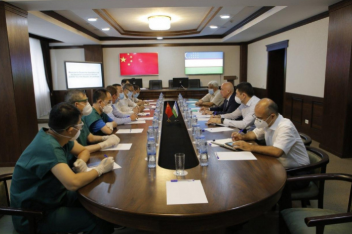 Chinese University of traditional medicine to open its branch in Uzbekistan