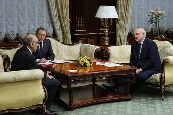Александр Лукашенко рассказал об отношении к президенту Узбекистана