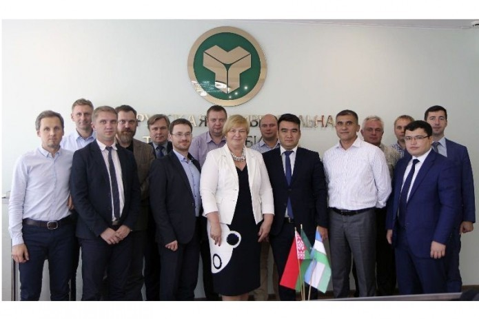 Commodity exchanges of Uzbekistan and Belarus agree on cooperation
