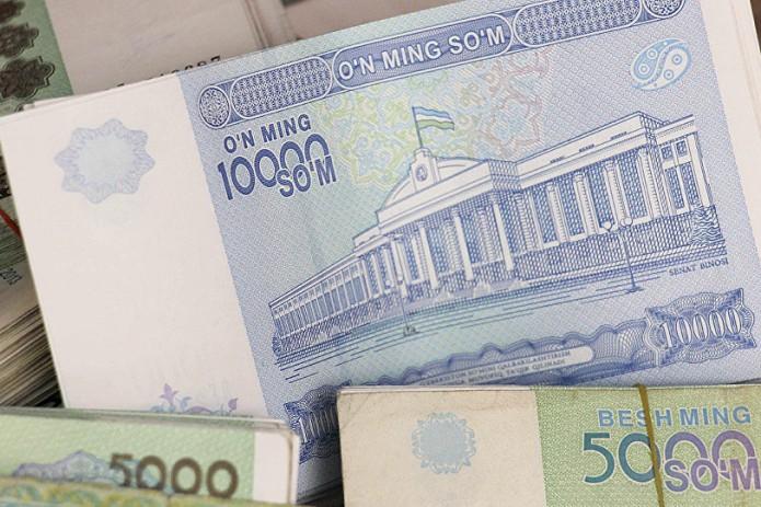 Девальвация сума с начала года составила 0,2% - Центральный банк