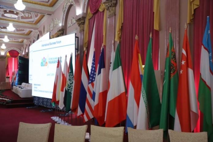 По итогам Международного форума в Намангане подписаны документы на $320 млн.
