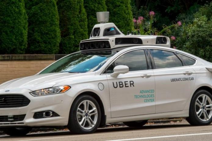Беспилотник Uber насмерть сбил пешехода