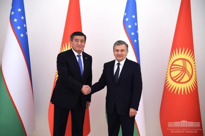 President Shavkat Mirziyoyev to visit Kyrgyzstan on September 3