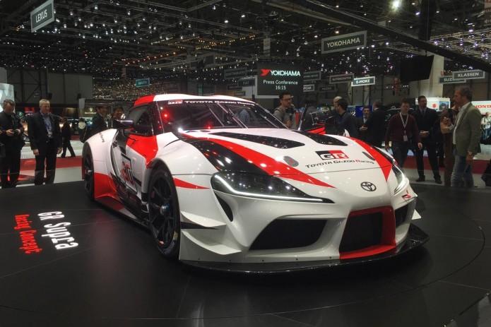 Geneva car show unveils new generation of supercars