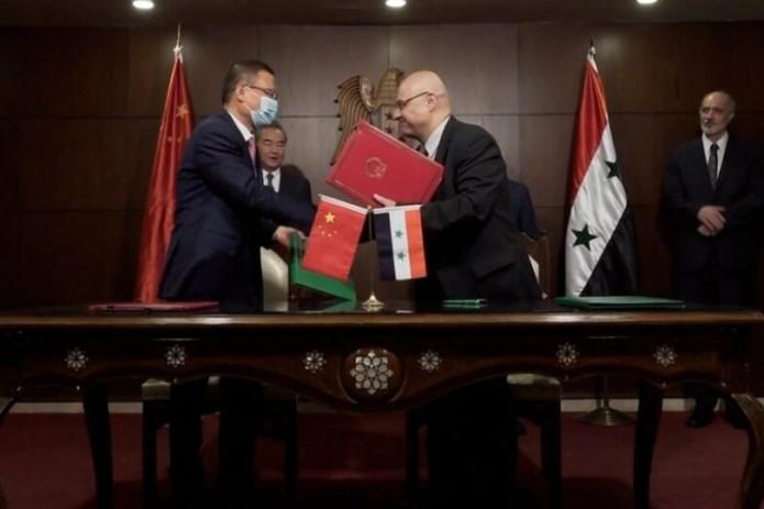 Сирия и Китай будут сотрудничать в области экономики и техники