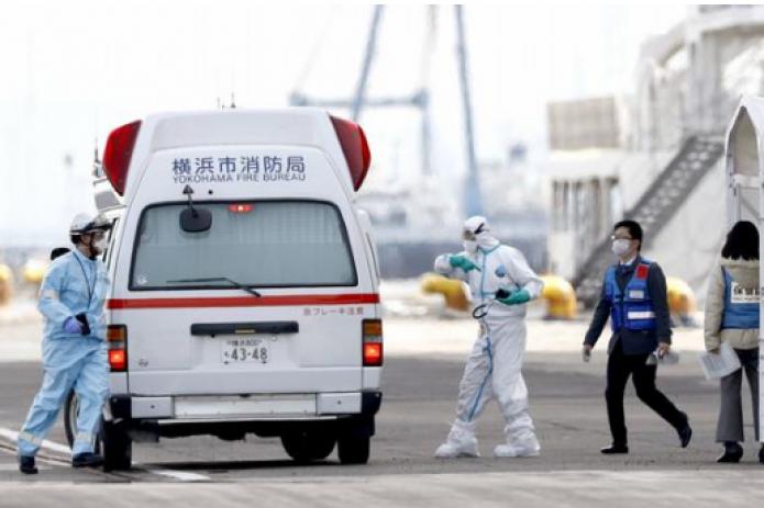 Жертвами нового коронавируса стали уже более 720 человек