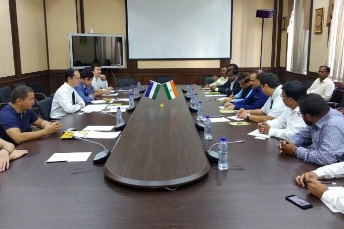 Индийские компании предлагают поставку тропического фрукта манго в Узбекистан