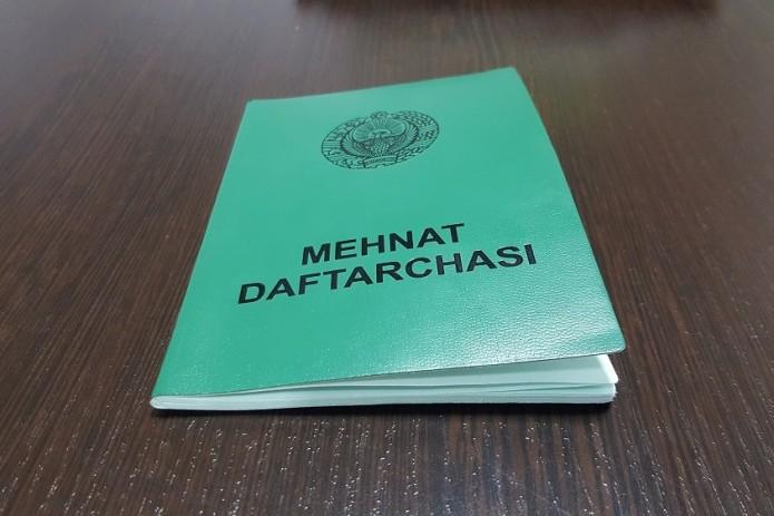 В Узбекистане самозанятым начнут выдавать трудовые удостоверения