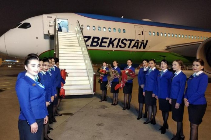 НАК приобрела очередной пассажирский самолет Boeing 787-8 Dreamliner